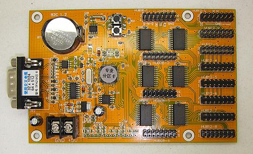 电路板 500_305